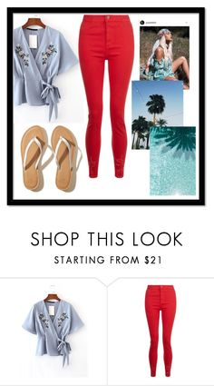 """""""Shein contest"""" by atka-atka ❤ liked on Polyvore featuring Hollister Co."""