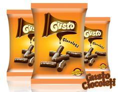 Un amestec irezistibil: #ciocolată cu lapte delicioasă, creată de ciocolatierii #Gusto după o rețetă unică de ciocolată elvețiană, care îmbracă perfect #pufulețiigusto, crocanți și 100% naturali!