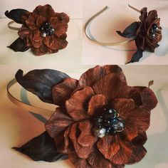Headpieces, Wreaths, Fall, Home Decor, Autumn, Fascinators, Decoration Home, Door Wreaths, Fall Season
