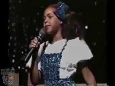 Beyonce' Performs The Wiz' At Age 7 (Rare Footage)