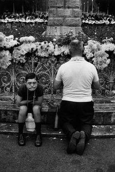 Josef Koudelka. (Magnum Photos)