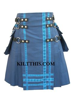 I like this Kilt with the tartan ribbon