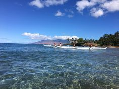 Have you ever been out on an outrigger canoe tour? It's a great way to see stunning views of beautiful Maui.