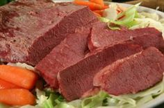Diabetic Corned Beef Recipe – And Cabbage Too! #beef #recipes