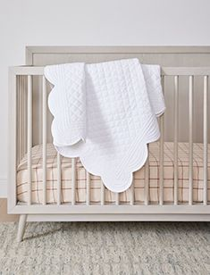 baby Heather Taylor, Oversized Furniture, Toddler Quilt, Pottery Barn Teen, Dresser Drawers, Scalloped Edge, Wood Veneer, West Elm, Engineered Wood