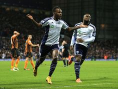 West Brom 1-0 Hull: Berahino strikes to give Pulis debut league win #dailymail