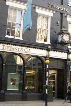 Tiffany & Co, London