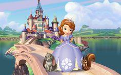 Resultado de imagem para painel princesa sofia