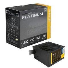 650w 80 Plus Psu - EA650PLATINUM