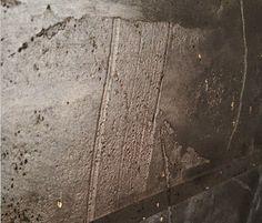 Des informations détailléesconcernant le produit Surface finishing colour chart de KREADIANO, avec desindications enversdessources d\ Polished Plaster, Plaster Walls, Surface Finish, Wall Colors, Colours, Wall Design, Designer, Hardwood Floors, Concrete