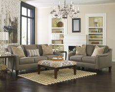 Ashley Furniture 89301 Mena Graphite