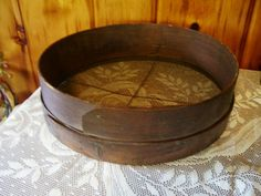 Antique Sifter