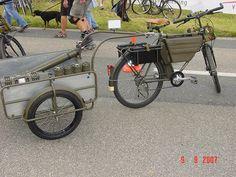 EL FINAL DE UNA ERA EL COMIENZO DE OTRA :: - La bicicleta como máquina de transporte