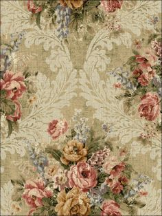 wallpaperstogo.com WTG-135559 Astek Traditional Wallpaper
