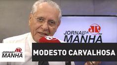 Quem é Modesto Carvalhosa, novo nome cogitado para substituir Temer | Jo...