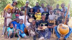 Music Students performance: Ecole de Musique de Kirina, Mali