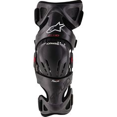Alpinestars 2016 Fluid Tech Carbon RIGHT Knee Brace