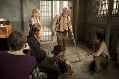 "Exclusive: Photos from The Walking Dead Season 3 Episode 10 ""Home ..."