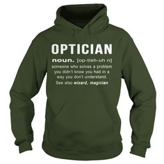 OPTICIAN Best TShirt 20152016