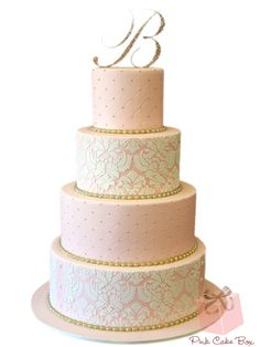Seven Tips and Trends for choosing a Wedding Cake by Pink Cake Box in Denville, NJ.  More at http://blog.pinkcakebox.com/options-for-choosing-a-wedding-cake-2013-09-02.htm