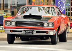 1969 Dodge Super Bee - not a mopar guy but very cool.