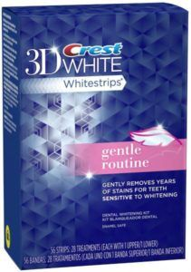 لصقات تبييض الاسنان كرست السعودية واسعارها قوالب تبييض الاسنان كرست Whitestrips Stains Gum