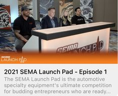 SEMA Launch Pad Episode 1! Support and see us at SEMA - Central Hall Booth 22560 - Nov 2-5, 2021 - Las Vegas!!! #mekmagnet #removabletrailarmor #loveyourjeep #scratchthepinstripes #jeep #jeeplife #jeepsofinstagram #4x4 #jeepbeef #semashow #semalaunchpad #liftedjeep #adventure #instagood #jeeparmor #jeepaccessories #becauseyouloveyourjeep