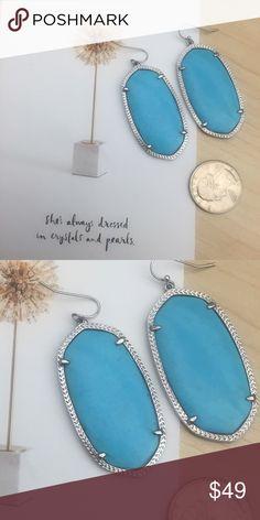 Kendra Scott earrings Beautiful KS earrings in great condition Kendra Scott Jewelry