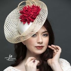 Katie Allen Interview - How To Make Hats Millinery Classes Blazer Fashion, Fashion Boots, Fascinator Diy, Fascinators, Headpieces, Races Fashion, Wedding Hats, Cool Hats, Womens Clothing Stores
