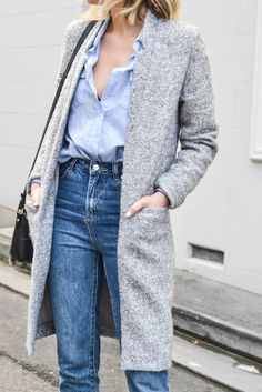 #basic #streetstyle #outfit #looks #basicos #inspiracion #inspiration #mom #jeans #coats