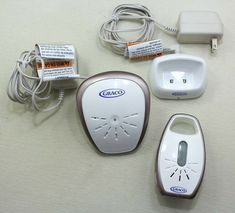 Graco Vibe A5857 Digital Baby Monitor Charging Dock with Adapter #Graco Baby Monitor, Electronics, Personalized Items, Digital, Store, Ebay, Storage, Shop, Consumer Electronics