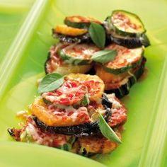 Timbal de verduras   Recetas de verdura   Recetas Lékué