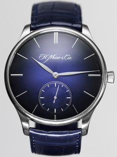 The new H Moser & Cie Venturer Small Seconds XL Paramagnetic watch with images, price, background, specs, & our expert analysis.