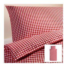 LIAMARIA Housse de couette et taie - 150x200/65x65 cm  - IKEA