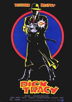 Dick Tracy by Warren Beatty