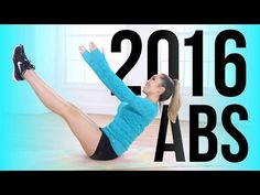 The ULTIMATE 2016 AB WORKOUT! - YouTube #abs #blogilates #cassey #ho #pilates #six #pack #fit #fitness #workout