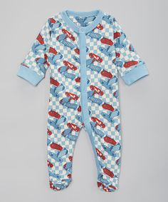 Loving this Blue Live to Skate Bodysuit - Infant on #zulily! #zulilyfinds