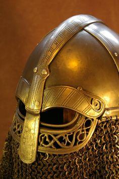 Viking helmet - interpretation by vrin-thomas on DeviantArt