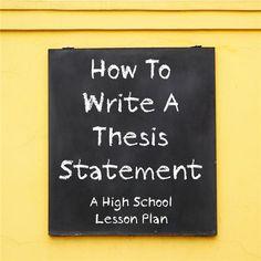 literary analysis thesis statement worksheet