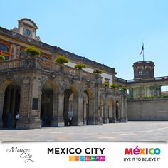 Pin your favourite Mexico City pics for your chance to WIN an all-inclusive trip for 2 to Mexico! All Inclusive Trips, All Inclusive Packages, Vacation Packages, Mexico Vacation, Vacation Deals, Vacation Spots, Win A Trip, Mexico City, Mansions