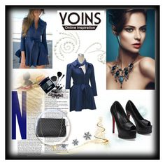 """""""YOINS 21"""" by ramiza-rotic ❤ liked on Polyvore featuring women's clothing, women, female, woman, misses and juniors"""