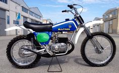 1975- Bultaco MK8 250
