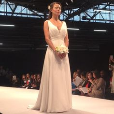Goddess gown at Winnie Couture