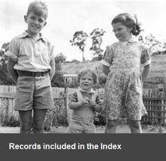 Search - Tasmanian Names Index