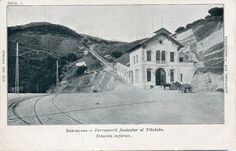 funicular, estacio inferior