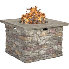 The outdoor Galiani Gas Fire Pit will bring amazing stories with your friends & family sitting around it.  Visit our site to see this & other outdoor fire pits.