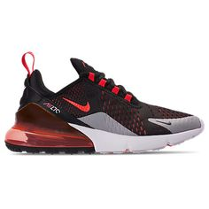 air max 270 noir bright crimson junior