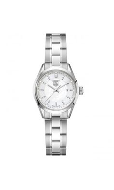 Tag Heuer Carrera Womens Watch, you always need something simple!