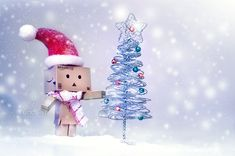 Danbo's First Christmas by Lady-Tori on DeviantArt