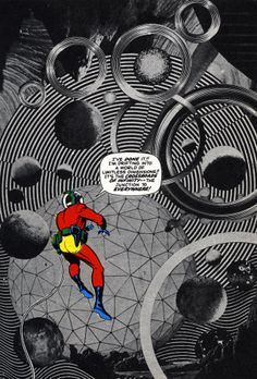 jack kirby - the junction to everywhere!